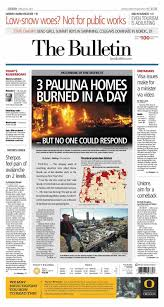Bulletin Daily Paper 02 22 15 by Western munications Inc issuu
