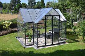 Hobby Greenhouses Palram Hg5400 Chalet Greenhouse Kit