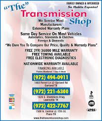 the transmission shop lewisville tx 75067 yp com