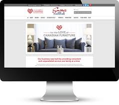 case study smitty u0027s fine furniture web design development