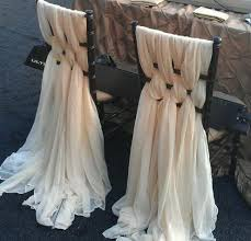 and groom chair covers weaved chiffon chair covers chiffon chair sash wedding chair
