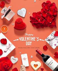 customizable valentine u0027s day card templates and designs envato