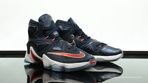 Nike Lebron 13 nike lebron 13 midnight navy foot locker