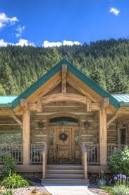 Montana Log Homes Floor Plans by 62 Best Everlog Concrete Log Homes Images On Pinterest Log