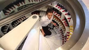 spiral staircase wine cellar stair railing ideas