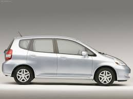 honda fit 2007 pictures information u0026 specs