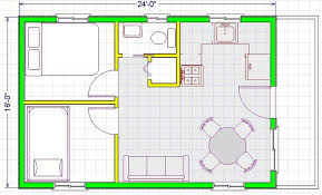 16 x 24 floor plans cabin home pattern modern open floor plans 16x24 modern free house images 9 peachy 16 x