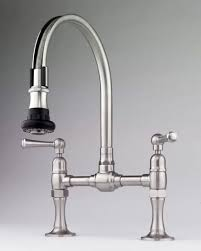 bridge faucets for kitchen brilliant sink faucet design gooseneck bridge faucets kitchen