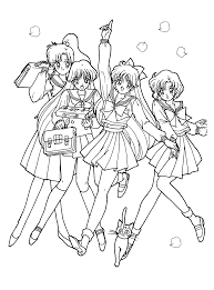 coloring page sailormoon coloring pages 83 coloring pages