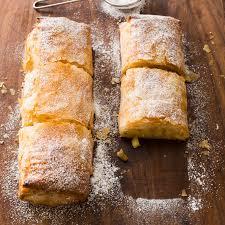 recette de cuisine facile et rapide dessert sablé roulé aux pommes recette de cuisine facile et rapide par