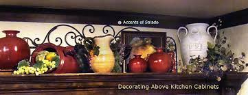 Decorating Ideas For The Top Of Kitchen Cabinets Pictures Tuscan Decor Inspirations Decorating Kitchens And Tuscan Style