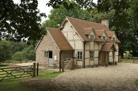 flat pack homes border oak oak framed cottage as featured on tv s my flat pack