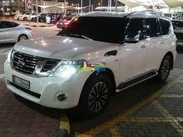 nissan car 2014 2014 nissan patrol platinum for sale used cars sharjah