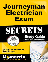 journeyman electrician exam secrets study guide electrician test