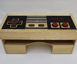 functional nintendo controller coffee table 3 steps with pictures