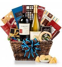 Wine Baskets Toast Of California Wine Basket