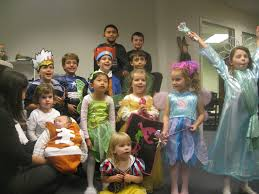 dhl u0026sf annual kids halloween party