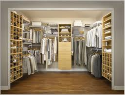 Rubbermaid Fasttrack Closet Decorating Miraculous Blue Wall Paint Color And Stunning Brown