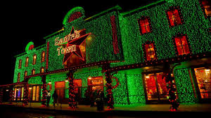 christmas lights in college station texas deep in the heart of christmas santa s wonderland youtube