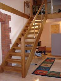 Modern Banister Ideas Modern Stairs Designs With Wooden Treads And Glass Railing Excerpt
