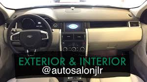 ford land rover interior land rover discovery sport u002716 td4 150 se aut exterior