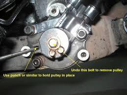 exup valve maintenance fazer 1000 owners club