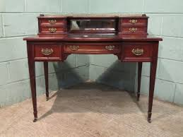 antique ladies writing desk antique edwardian mahogany ladies writing desk c1900 252572 www