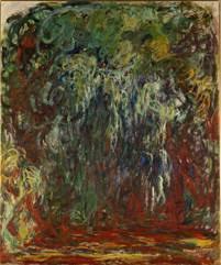Claude Monet Blind Dead Parrot Monet Exhibition