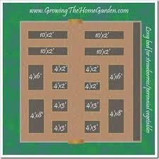 4x8 Raised Bed Vegetable Garden Layout 75 Best Back Yard Ideas Images On Pinterest Google Images