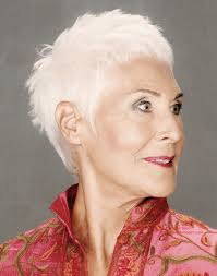 pictures of short haircuts for older ladies hairstyle foк women