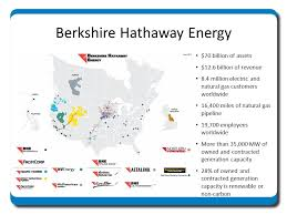 berkshire hathaway energy pacificorp and caiso expanding regional energy partnerships ppt