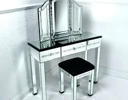 mirrored makeup vanity table vanity makeup dresser minimalist bathroom drawers and mirror style