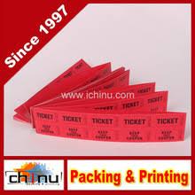 raffle ticket printing paper printing paper tickets printing paper tickets suppliers and