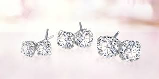 what size diamond earrings should i buy guide to buying diamond stud earrings ritani