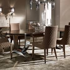 leather dining room sets kitchen table italian leather dining chairs italian table and