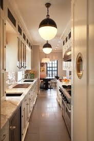 what is the best lighting for a galley kitchen the pros and cons of galley kitchens my ideal home