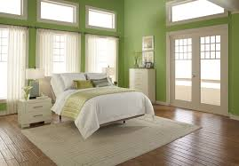 Wallpaper And Curtain Sets Bedroom Stylish Green Bedroom Inspiration With Floral Green