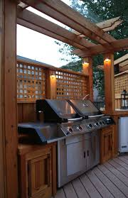 Backyard Bbq Design Ideas 19 Best Outdoor Kitchens Images On Pinterest Barbecue Grill