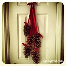 autumn decorations for the home christmas decoration ideas with ideas large size christmas decoration with pine cones ideas decorating pinecone decor holiday interior