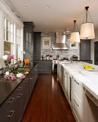 black cabinet kitchen ideas 35 two tone kitchen cabinets to reinspire your favorite spot in