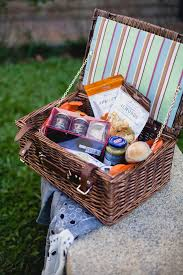 picnic gift basket foodhall gift baskets and nutella chia pudding playful cooking