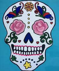 Sugar Skulls For Sale This Guera And Her Sugar Skull Paintings Jamie U0027s Thinks