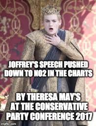 Joffrey Meme - gasping joffrey meme generator imgflip