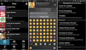 whats app version apk whatsapp plus apk for android 2017 update