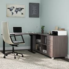 Registry Row Desk Mercury Row Ariana L Shape Desk Office Suite U0026 Reviews Wayfair
