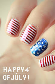 199 best patriotic nails images on pinterest july 4th 4th of