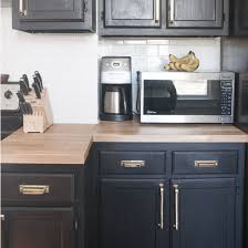 brass and black kitchen cabinet hardware kitchen hardware reveal 200 rejuvenation giveaway