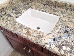 Granite Vanity Tops With Undermount Sink Medallion Cabinetry Vanity