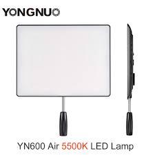 aliexpress com buy yongnuo yn 600 air yn600 air ultra thin led