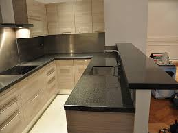 plan de travail cuisine marbre cuisine plan de travail noir idées décoration intérieure farik us